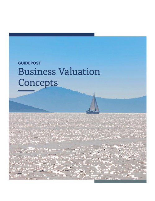 Business Valuation Concepts Thumbnail