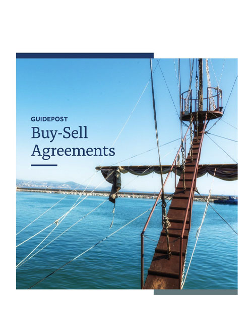 Buy-Sell Agreements Thumbnail